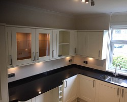 Kitchen in Aberdeen AW Cameron Joinery, Aberdeen, Stonehaven, Montrose