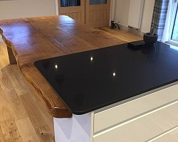 Kitchen Table AW Cameron Joinery, Aberdeen, Stonehaven, Montrose