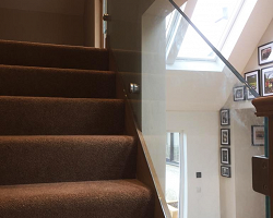 Stairs, Glass AW Cameron Joinery, Aberdeen, Stonehaven, Montrose
